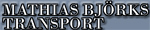 MATHIAS BJÖRKS TRANSPORT