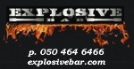 Bar Explosive / Stonebarrel Oy